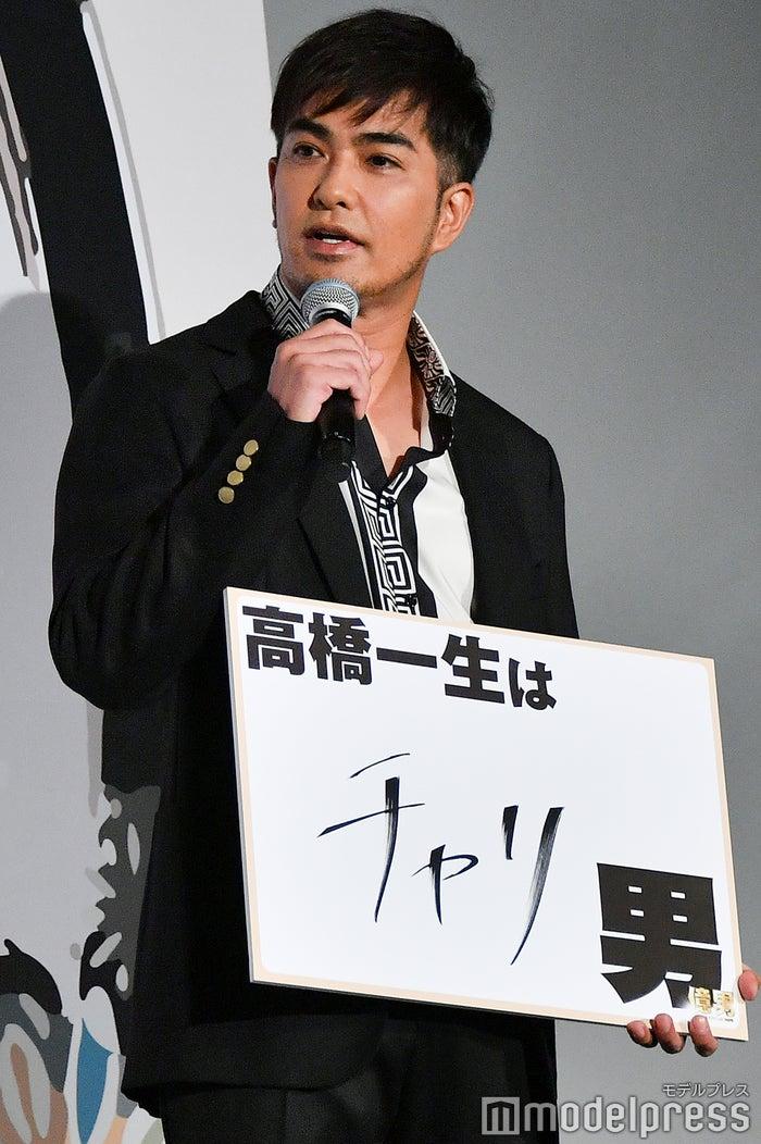北村一輝「高橋一生はチャリ男」 (C)モデルプレス