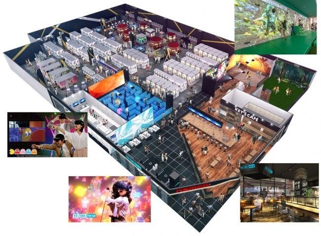 namcoイオンモール大日店/画像提供:バンダイナムコアミューズメント