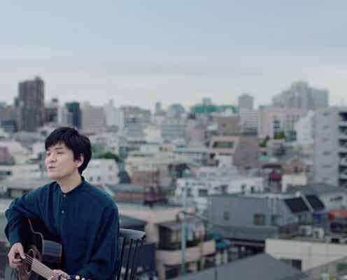 森山直太朗が中孝介に書き下ろした「花」をリアレンジして歌うWEBムービーが公開