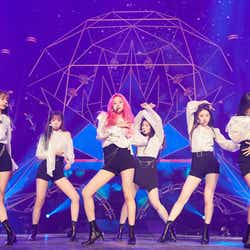 『IZ*ONE 1st Concert「Eyes On Me」inソウル』より(C)OFF THE RECORD