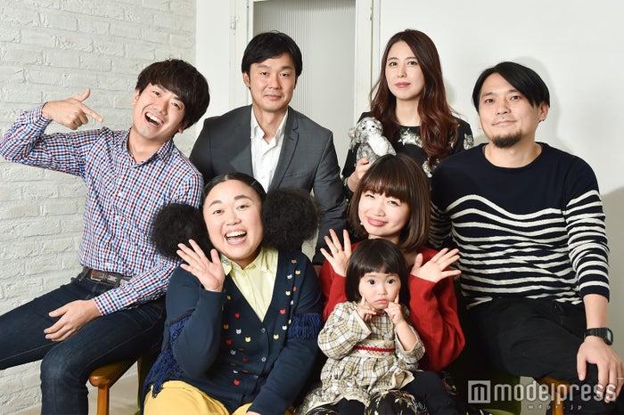 (左上から時計回りで)廣濱暢彦さん、実吉賢二郎さん、久保有加さん、丸山安曇さん、宗香里さん、江上敬子(C)モデルプレス