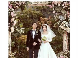 ソン・ジュンギ&ソン・ヘギョ「世紀のカップル」離婚報道に衝撃走る 理由も明らかに