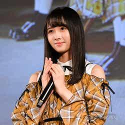 """モデルプレス - 日向坂46上村ひなの、加入1周年記念 メンバーからの""""独特な祝福""""明かす"""
