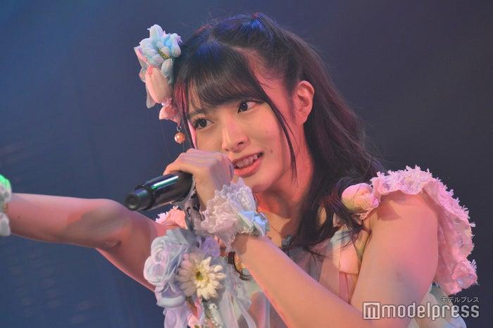 行天優莉奈/AKB48チーム8「その雫は、未来へと繋がる虹になる。」公演 (C)モデルプレス