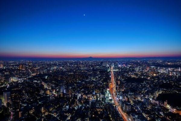 第2期アート&ビュー賞「Twilight Fuji」 onotch