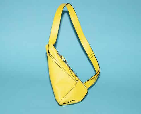 ロエベの秋冬は「アナグラム ジャカード」と「パズルバッグ」の新作が狙い目だ──特集:「バッグと財布」