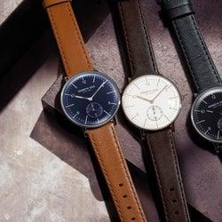 どんな服装も上品にまとめる。シンプル&クラシカルな大人の腕時計