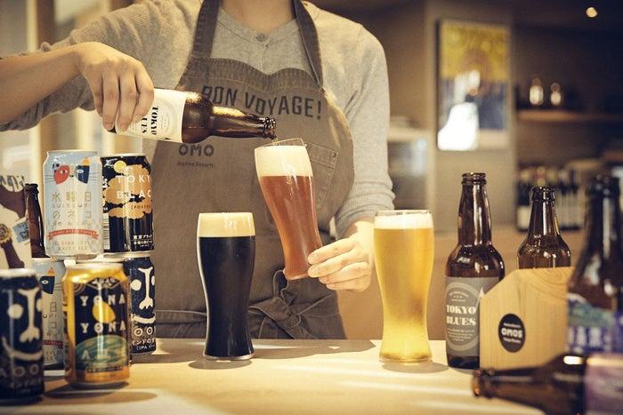 クラフトビールワークショップ/画像提供:星野リゾート