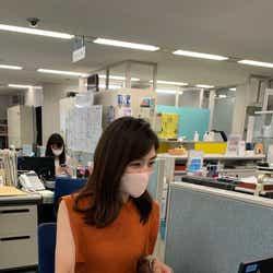 松村未央アナウンサー(提供写真)