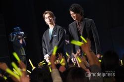 W主演の横浜流星、中尾暢樹が登場(C)モデルプレス