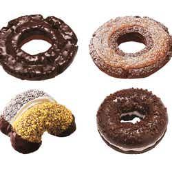 モデルプレス - ミスド「夢のドーナツ」人気の4種が新生地になって復活