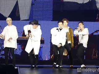 """BIGBANG""""史上最多""""91万人動員 3年連続ドームツアー堂々フィナーレ"""