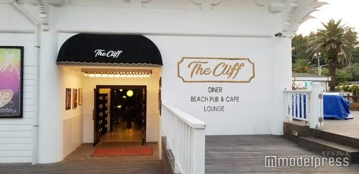 The Cliff(C)モデルプレス
