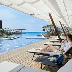 「星のや沖縄」2020年7月1日開業、客室やプールで海を眺める贅沢リゾート滞在