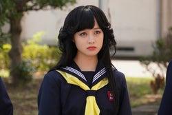 橋本環奈/『今日から俺は!!』第一話より(C)NTV