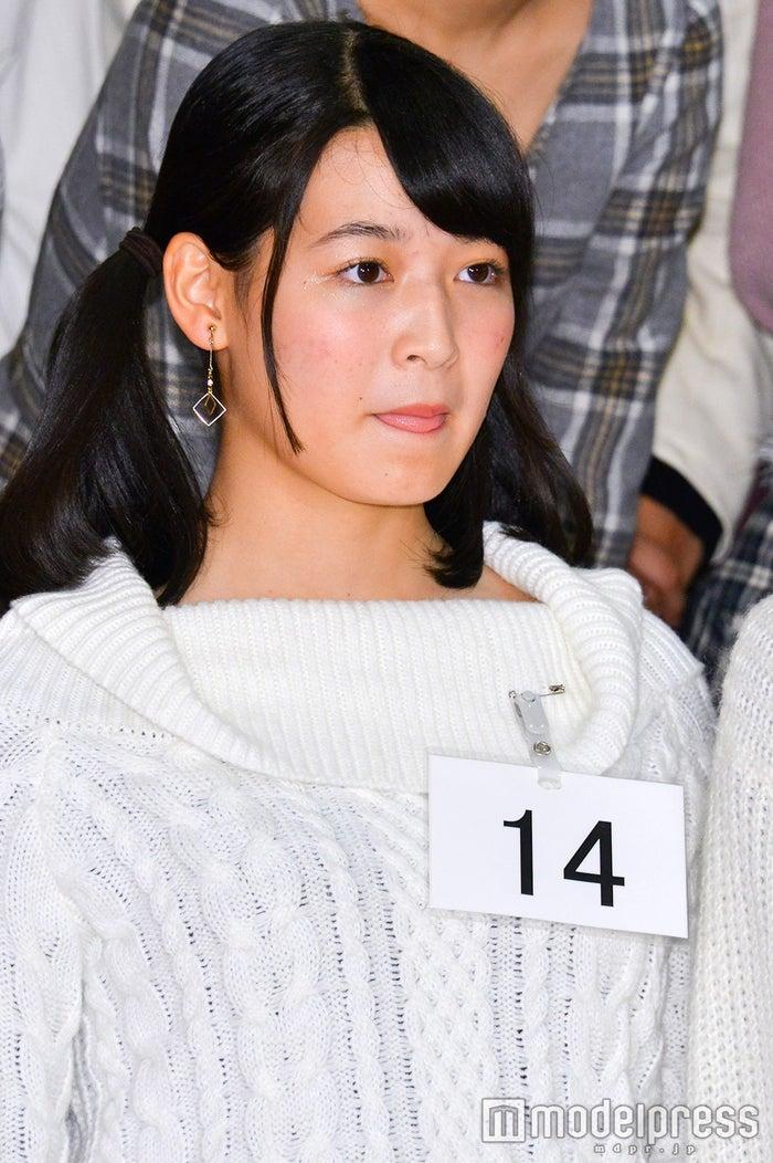 14福元結さん(C)モデルプレス