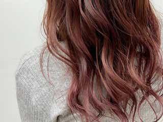 やっぱり春はピンクでしょ!ピンクヘアカラーで春の装いになろう♡