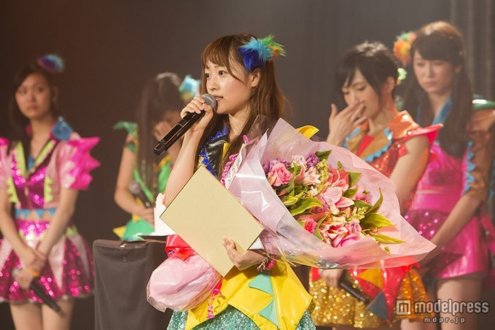 小谷里歩(C)NMB48