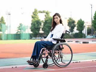 中条あやみ、主演でパラカヌー・車椅子挑戦 世界を目指す感動作<水上のフライト>
