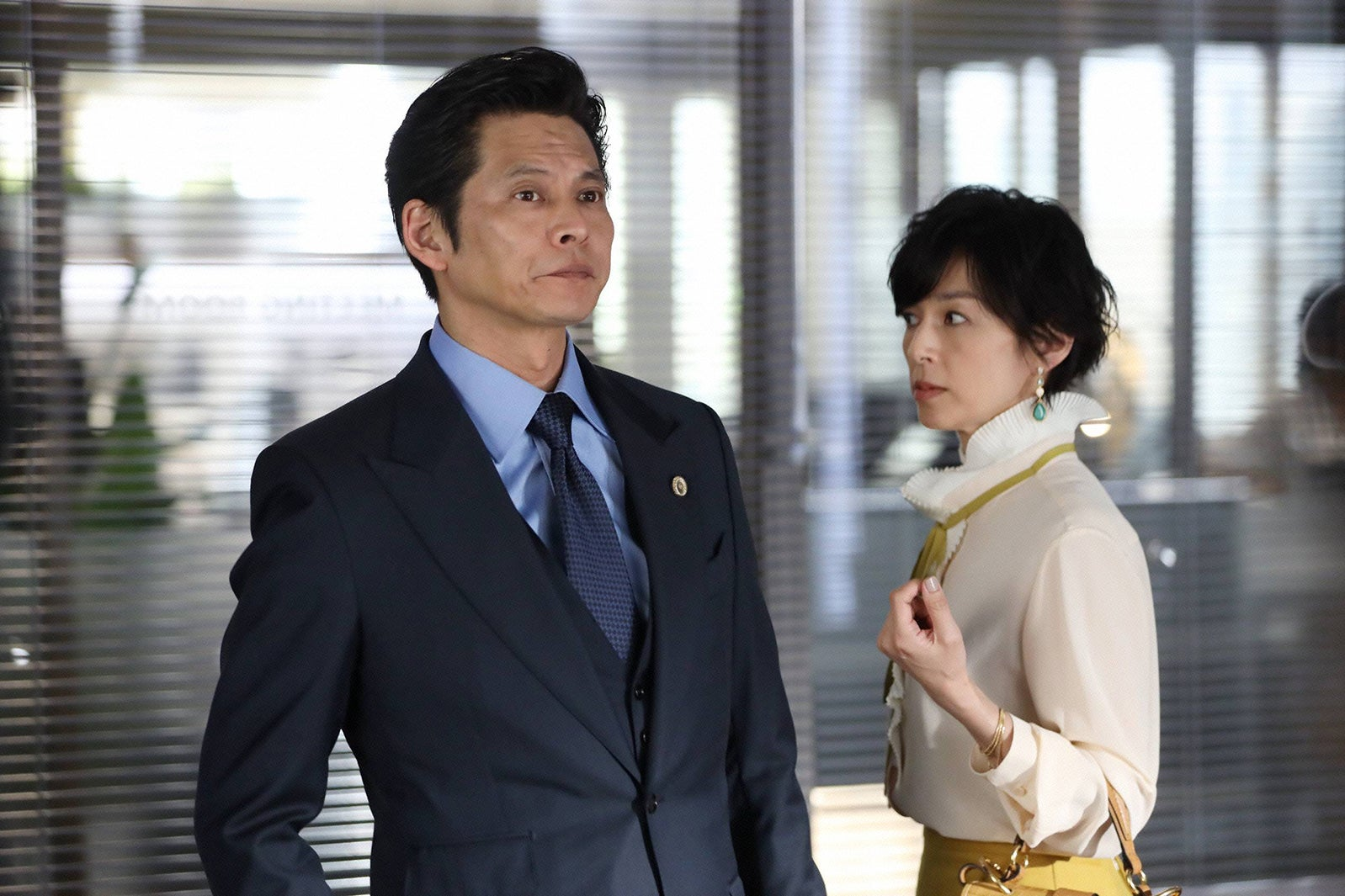 ドラマ スーツ 2