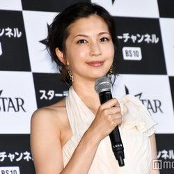"""安田美沙子、夫の""""2度目不倫""""報道に言及"""