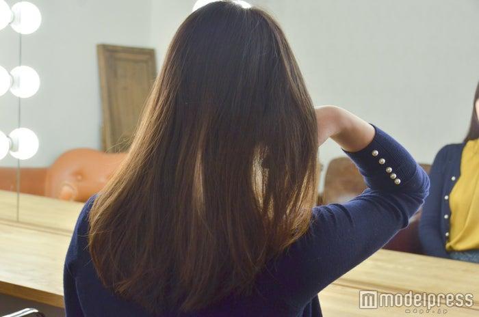 毎朝5分でモテ髪に!女っぷりを上げる習慣を伝授(C)モデルプレス