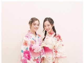 フィギュア世界女王・メドベージェワ、本田真凜と浴衣2ショット セーラームーン&舞妓にも変身「日本が好きすぎる」と話題に