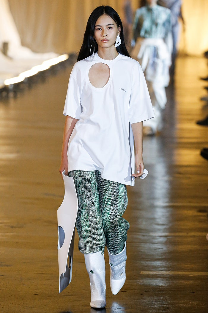 「Off-White」(Photo by Getty Images)