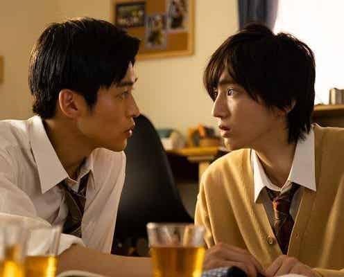 """道枝駿佑""""青木""""はついに、目黒蓮""""井田""""への複雑な思いを打ち明ける「人を好きになるのにヤバイなんてことないよ」<消えた初恋>"""