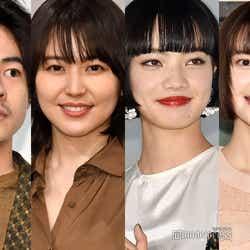 成田凌、長澤まさみ、小松菜奈、玉城ティナ(C)モデルプレス