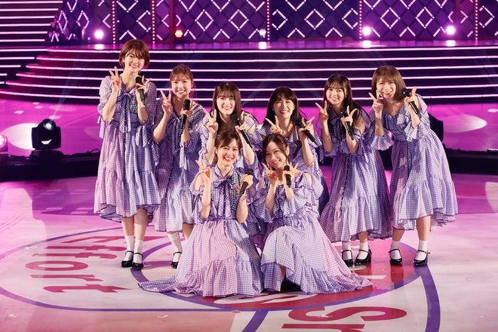 乃木坂46・1期生 「乃木坂46 9th YEAR BIRTHDAY LIVE ~1期生ライブ~」(提供写真)