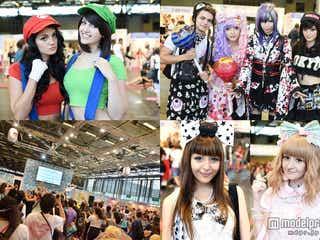 パリ熱狂、JAPANカルチャーの祭典 欧州最大26万人規模で開幕