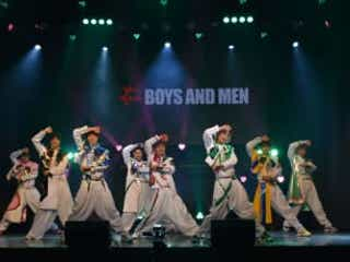 BOYS AND MEN新曲発売記念、こどもの日に無料の生配信ライブを開催