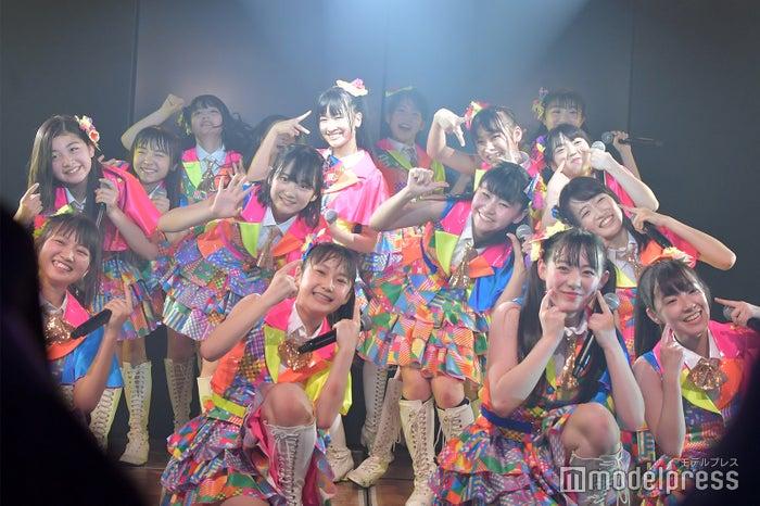 「チームFresh推し」/AKB48柏木由紀「アイドル修業中」公演(C)モデルプレス