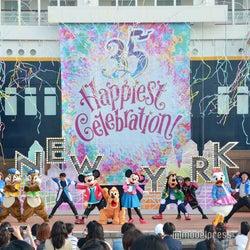 東京ディズニーランド&シー、「ハロー、ニューヨーク!」など休止のまま終了