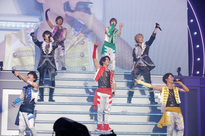 ドリフェス!Presents FINAL STAGE at NIPPON BUDOKAN 「ALL FOR TOMORROW!!!!!!!」 (提供写真)