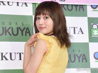 太田希望改め新藤まなみ、大胆露出ショットは「自分でもセクシーだと思う」 改名後初イベント開催