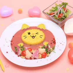 【HATT】ピンクカレー税込1,760円(C)WDZY