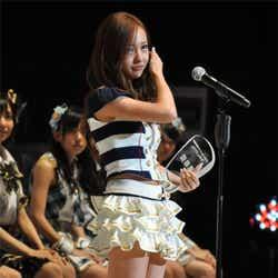 モデルプレス - <AKB48選抜総選挙>板野友美、まさかの順位に大粒の涙