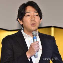塩田武士氏(C)モデルプレス
