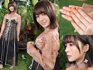 「セブンルール」長濱ねるファッション&ヘアメイクを解説 「可愛い!真似したい」と話題