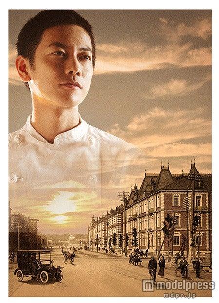 ドラマ「天皇の料理番」で主演をつとめる佐藤健(c)TBS【モデルプレス】