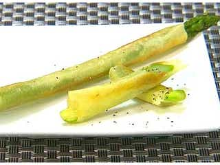 【ムーンダイエット】11月の上弦の月アジアンは「グリーンアスパラのノンフライ巻き」