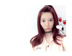 "AKB48島崎遥香、最旬ボルドーヘアで大人なイメチェン""新ぱるる""開花"