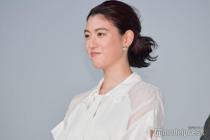 三吉彩花(2018年4月撮影) (C)モデルプレス