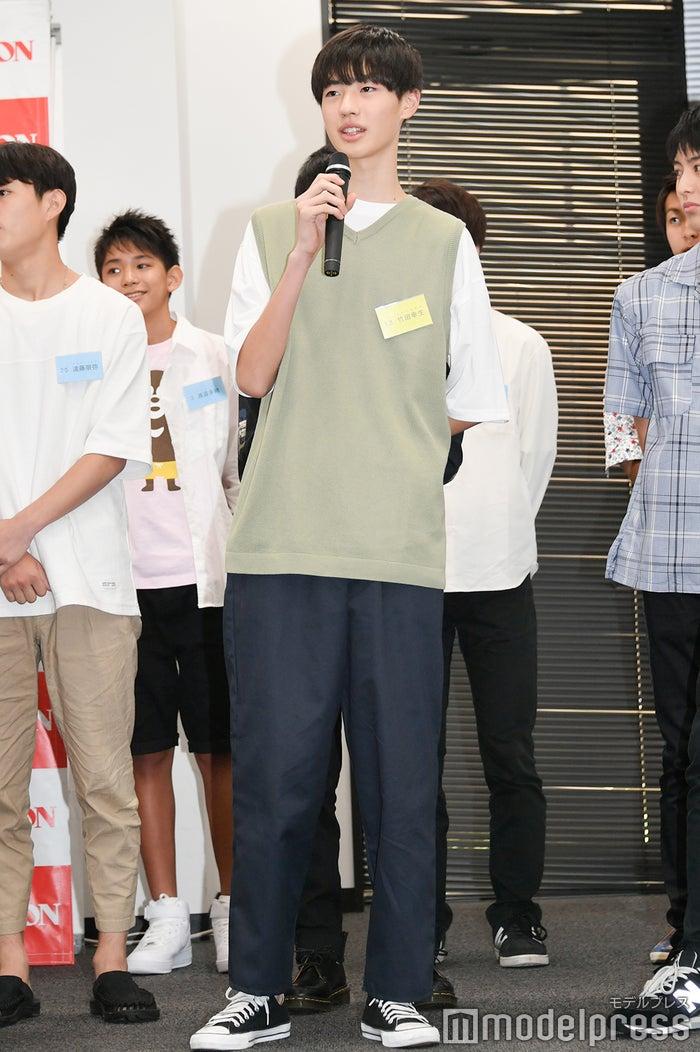 竹田幸生 さん(C)モデルプレス