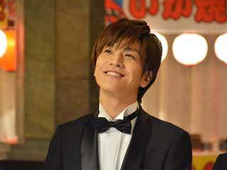 EXILE岩田剛典のタキシード姿にドキッ 「崖っぷちホテル!」で正装初披露