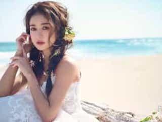 みちょぱ 華麗なウエディングドレス姿を披露「25歳までに結婚と出産を」