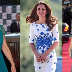 世界のファッションリーダー・キャサリン妃のワードローブを大公開