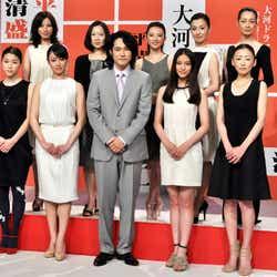 モデルプレス - 武井咲、NHK大河「平清盛」で松山ケンイチ・深田恭子らと豪華共演